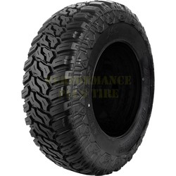 Antares Tires Deep Digger Light Truck/SUV Mud Terrain Tire - LT265/70R17 121/118Q 10 Ply
