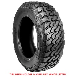 Atlas Tires Priva MT Light Truck/SUV Mud Terrain Tire - LT265/70R17 121/118Q 10 Ply