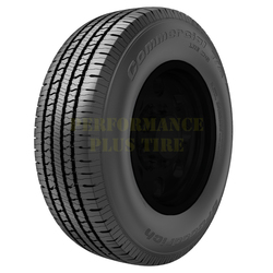 BFGoodrich Tires Commercial T/A AS2 Light Truck/SUV Highway All Season Tire - LT245/75R17 121R 10 Ply