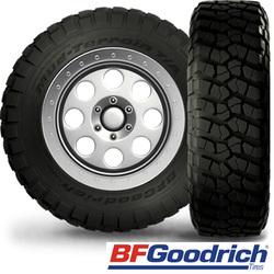 BFGoodrich Tires Mud Terrain T/A KM2