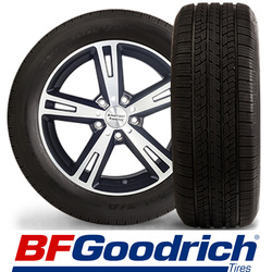 BFGoodrich Tires Radial T/A Spec Passenger All Season Tire - P245/55R18 102T