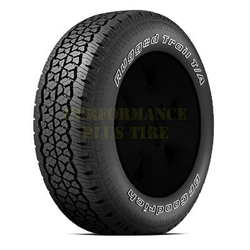 BFGoodrich Tires Rugged Trail T/A Light Truck/SUV Highway All Season Tire - LT245/75R17 121R 10 Ply