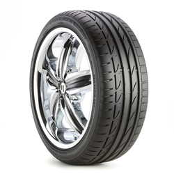 Bridgestone Tires Potenza S-04 Pole Position Passenger Summer Tire - P255/40R17 94Y