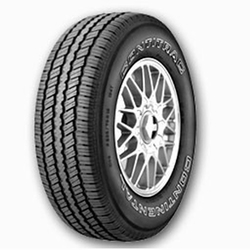 Continental Tires ContiTrac Passenger All Season Tire