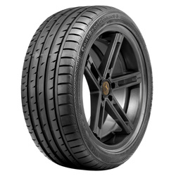 Continental Tires ContiSportContact 3 Passenger Summer Tire - 295/30ZR19XL 100Y