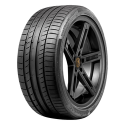Continental Tires ContiSportContact 5P Passenger Summer Tire - 255/35R20XL 97Y