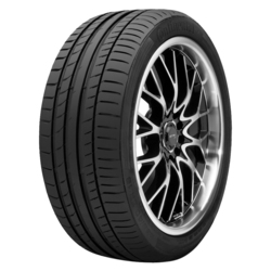 Continental Tires ContiSportContact 5 Passenger Summer Tire - 275/40R20XL 106W