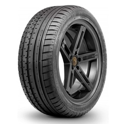 Continental Tires ContiSportContact 2 Passenger Summer Tire - 255/40ZR17 Z