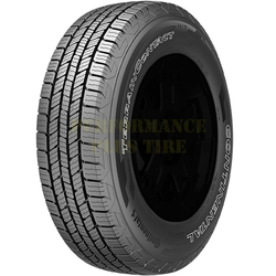 Continental Tires Terrain Contact H/T Passenger All Season Tire - LT265/70R17 121/118S 10 Ply