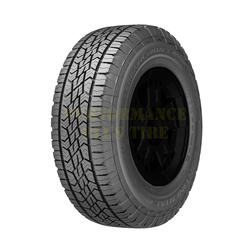 Continental Tires TerrainContact A/T Passenger All Season Tire - LT265/60R20 121/118S 10 Ply