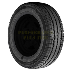 Continental Tires VanContact A/S Light Truck/SUV Highway All Season Tire