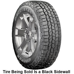 Cooper Tires Discoverer AT3 4S Passenger All Season Tire - 235/65R17XL 108T