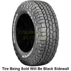Cooper Tires Discoverer AT3 XLT Light Truck/SUV Highway All Season Tire - LT265/60R20 121/118R 10 Ply