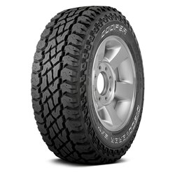 Cooper Tires Discoverer S/T Maxx Light Truck/SUV Mud Terrain Tire - LT265/75R16 123/120Q 10 Ply