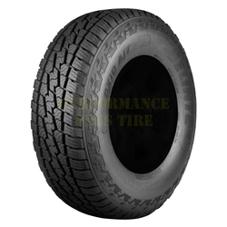 Delinte Tires DX10 Bandit A/T Passenger All Season Tire - LT245/75R17 121/118Q 10 Ply