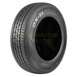 Delinte Tires DX11 Bandit HT Passenger All Season Tire - LT245/75R17 121/118S 10 Ply