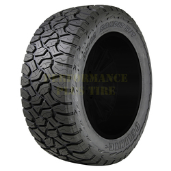 Delinte Tires DX12 Bandit R/T Light Truck/SUV All Terrain/Mud Terrain Hybrid Tire - 33x12.50R22LT 123R 12 Ply