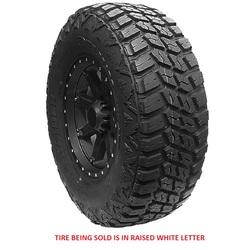Delium Tires Terra Raider KU-255 Light Truck/SUV Mud Terrain Tire