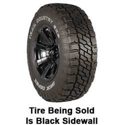 Dick Cepek Tires Trail Country EXP - 37x13.50R20LT 127Q 10 Ply