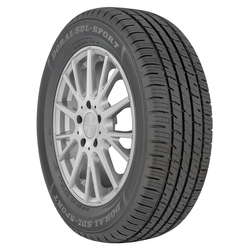 Doral Tires SDL-A Sport Passenger All Season Tire - 225/50R17 94V