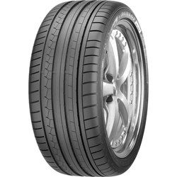 Dunlop Tires Sport Maxx RT DSST (Runflat) Passenger Summer Tire - 205/45R17XL 88W