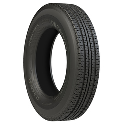 Duraturn Tires ST Radial - ST225/75R15 117/112L 10 Ply