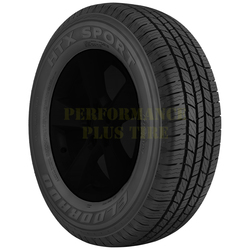 Eldorado Tires HTX Sport Light Truck/SUV Highway All Season Tire - 235/65R17 104T