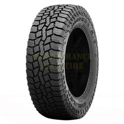 Falken Tires Rubitrek A/T Passenger All Season Tire - 245/70R17XL 114T