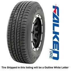 Falken Tires Wildpeak H/T - LT265/70R17 121/118S 10 Ply