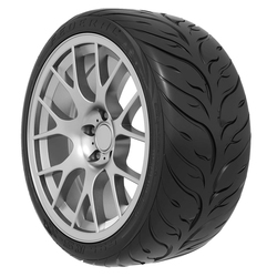 Federal Tires 595 RS-RR Tire - 255/40ZR17 94W