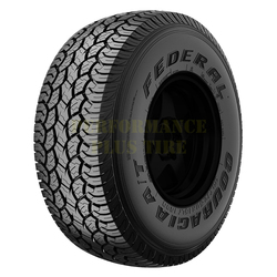 Federal Tires Couragia A/T Light Truck/SUV All Terrain/Mud Terrain Hybrid Tire