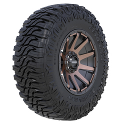 Federal Tires Xplora M/T - LT275/65R20 126P 10 Ply
