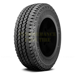 Firestone Tires Transforce AT2 Light Truck/SUV All Terrain/Mud Terrain Hybrid Tire - LT265/60R20 121R 10 Ply