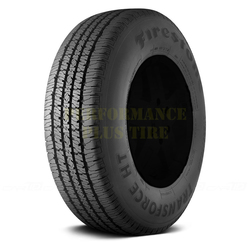 Firestone Tires Transforce HT Light Truck/SUV Highway All Season Tire - LT245/75R17 118R 10 Ply