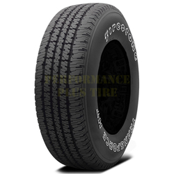 Firestone Tires Transforce HT Light Truck/SUV Highway All Season Tire - LT245/75R17 121R 10 Ply