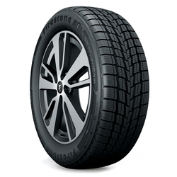 Firestone Tires Weathergrip Passenger All Season Tire - 205/50R17XL 93H