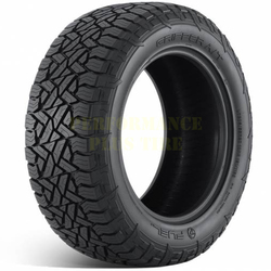 Fuel Tires Gripper A/T Light Truck/SUV All Terrain/Mud Terrain Hybrid Tire - LT265/70R17 121/118S 10 Ply