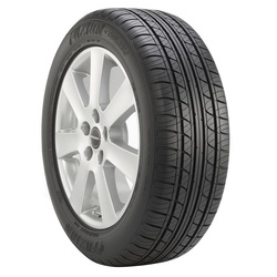 Fuzion Tires Touring Passenger All Season Tire - P225/60R15 96H