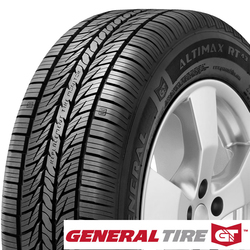General Tires AltiMax RT43 Passenger All Season Tire - 225/50R17 94T