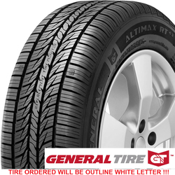 General Tires AltiMax RT43 - 225/70R14 99T