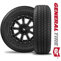 General Tires Ameritrac TR - 265/70R17 113H