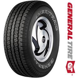 General Tires Performance Plus Tire