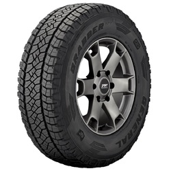 General Tires Grabber APT - LT275/65R18 123/120R 10 Ply