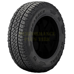 General Tires Grabber APT Light Truck/SUV All Terrain/Mud Terrain Hybrid Tire - 265/70R16 112T
