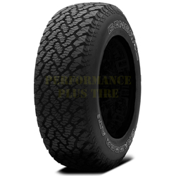 General Tires Grabber AT2 Light Truck/SUV All Terrain/Mud Terrain Hybrid Tire - LT245/75R17 121/118R 10 Ply