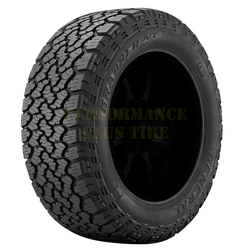 General Tires Grabber A/TX Light Truck/SUV All Terrain/Mud Terrain Hybrid Tire - LT285/60R20 125/122S 10 Ply