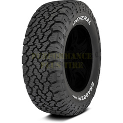 General Tires Grabber A/TX All Terrain Tire - LT265/70R17 121/118S 10 Ply
