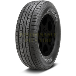 General Tires Grabber HTS60 Light Truck/SUV Highway All Season Tire - LT265/70R17 121/118S 10 Ply