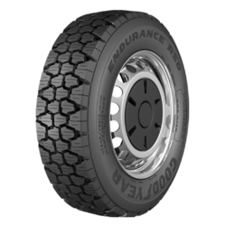 Goodyear Tires Endurance RSD ULT Trailer Tire - LT225/75R16 115Q 10 Ply