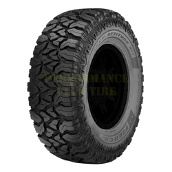 Goodyear Tires Fierce Attitude M/T Light Truck/SUV All Terrain/Mud Terrain Hybrid Tire - LT285/60R20 125Q 10 Ply